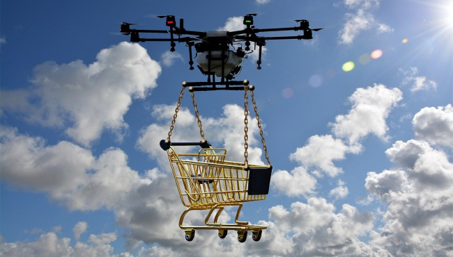 Walmart To Start Delivering Health And Wellness Products Using Drones