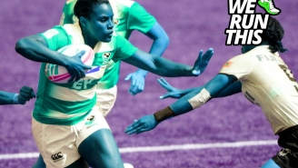 USA Women's Rugby Star Naya Tapper Explains How To Stay Driven Even When You're Mentally Exhausted