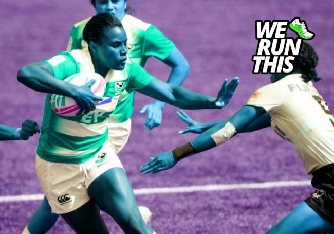 We Run This #13 Naya Tapper