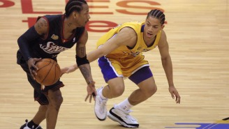 Allen Iverson Admits He Actually Hates His Iconic Stepover Of Ty Lue From 2001 NBA Finals