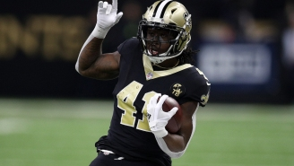 Sources Claim The Saints Are Open To Trading Alvin Kamara And, Oh Man, That'd Be So Dumb