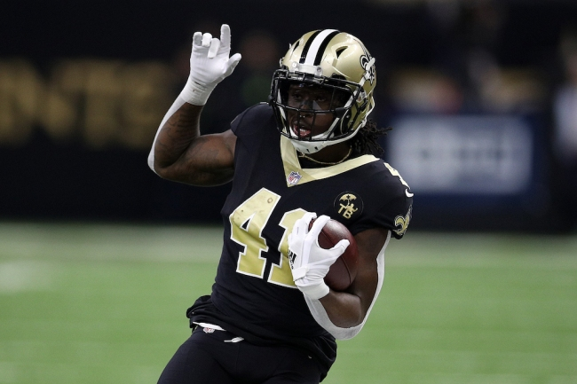 Sources say the New Orleans Saints are open to trading Pro Bowl running back Alvin Kamara