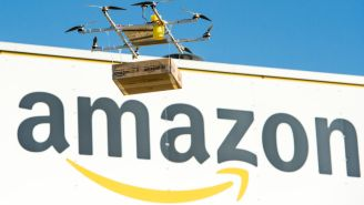 Amazon Is Now Selling A Security Drone That Can Patrol Your Home For Threats Because Of Course It Is