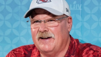 The Chiefs Unveiled Their Super Bowl Rings And Andy Reid Revealed The Incredibly On-Brand Plan He Has For His