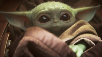Hey You — Yes, You — Come Congratulate Baby Yoda On Winning An Emmy