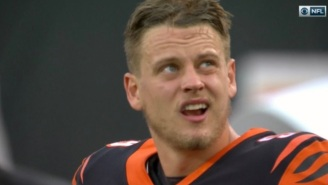 Joe Burrow's Disgusted Look After Bengals Kicker Misses Game-Winning Chip Shot Field Goal Becomes A Meme