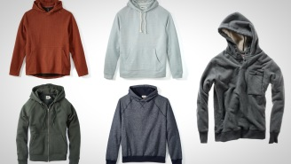 5 Of Our Favorite Hoodies For This Time Of Year