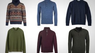 Buy First, Thank Me Later: 6 Of The Best Men's Everyday Sweaters For Fall