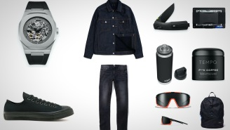 10 Blacked Out Everyday Carry Essentials