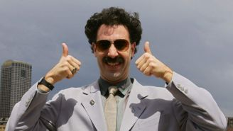 The First Teaser For 'Borat 2' Is HERE In All Of Its Insane Glory