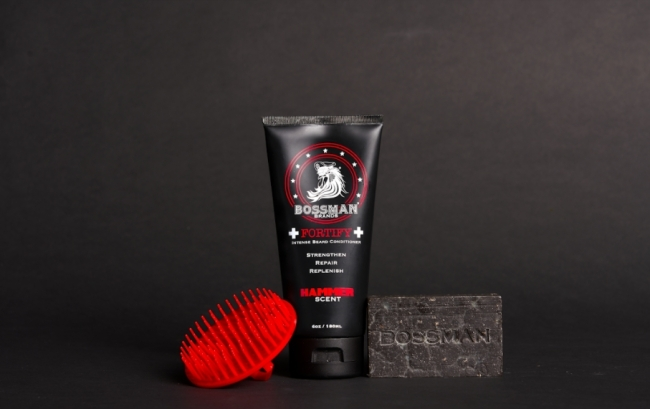 Bossman Beards Bar Soap