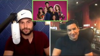 Mario Lopez Gives His Thoughts On The Upcoming 'Saved By The Bell' Reboot