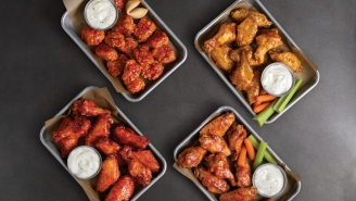 Buffalo Wild Wings Adds Four New Sauces To The Menu—Here's What We Think