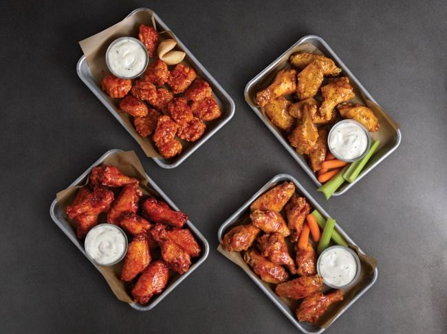 buffalo wild wings new sauces 2020