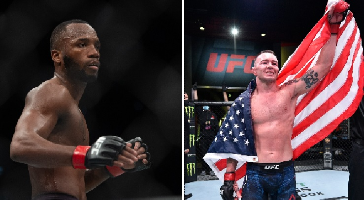 Colby Covington Says He Beat Tyron Woodley Because He Stands For 'Black Lives Matter', Gets Called A 'Racist Scumbag' By Leon Edwards