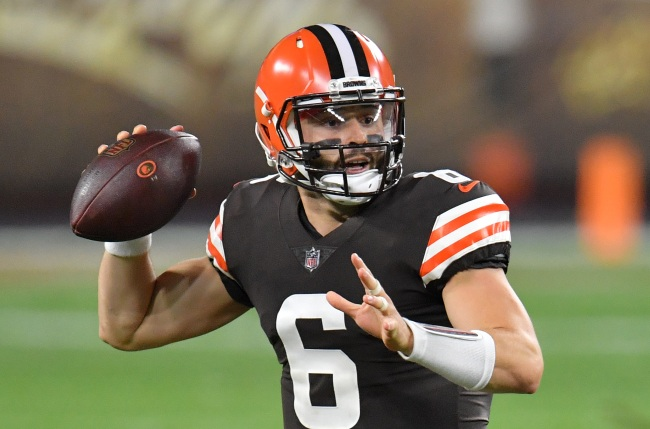 The Colin Cowherd-Baker Mayfield feud is alive and well, with the longtime radio host taking another shot after Browns beat Bengals on Thursday Night Football