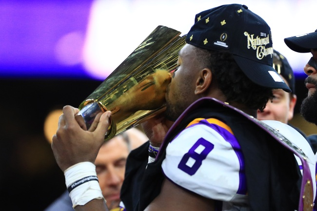 ESPN simulated the college football season and determined the Florida Gators as national champions