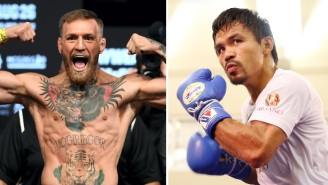 Conor McGregor Says He's Fighting Manny Pacquiao After Leaking Private DMs With Dana White In Twitter Tirade