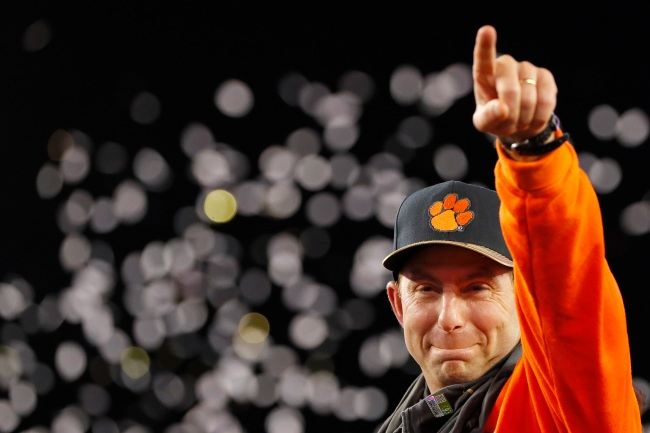 ESPN's Kirk Herbstreit gives simple reason why Dabo Swinney would probably never leave Clemson for the NFL