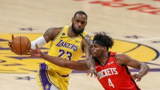 Houston Rockets Fans Come Up With Conspiracy Theory Blaming LeBron James For Danuel House Jr. Getting Caught Violating Bubble Protocols