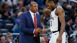 ESPN's Jay Williams Thinks Something's Fishy With The Clippers Firing Doc Rivers And Fully Believes It's Kawhi Leonard's Doing