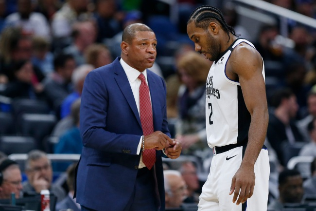 ESPN's Jay Williams thinks it was totally Kawhi Leonard's influence that led to Clippers firing Doc Rivers
