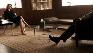 Lorraine Bracco Talks About Pranking James Gandolfini With A Fart Machine On 'The Sopranos'