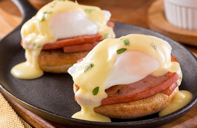 why eggs benedict best brunch food