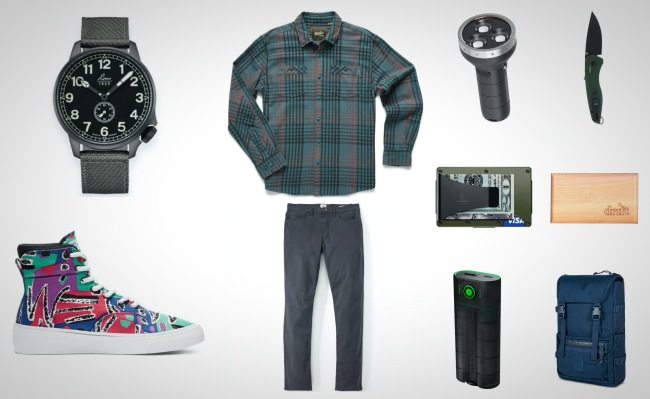 everyday carry items for living it up