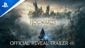 PS5's 'Hogwarts Legacy' Trailer Gives Fans Their First Taste At New Open-World Harry Potter Game