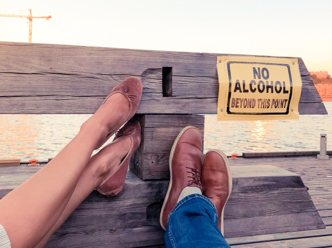 These 5 Tricks Helped Me Not Drink During My First Week Of Sobriety