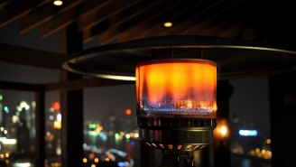 How Am I Supposed To Heat My Patio Given That Restaurants Bought All The Patio Heaters?