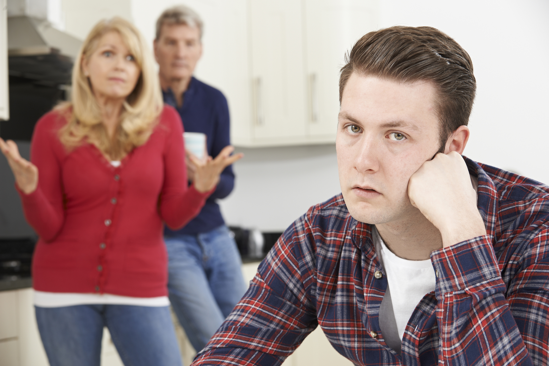 For The First Time Since The Great Depression, The Majority Of Americans Under 30 Are Living With Their Parents