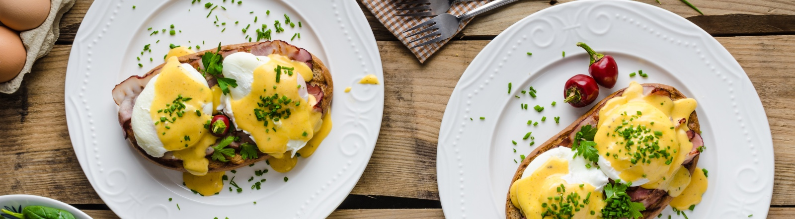 Eggs Benedict Is The Undisputed G.O.A.T. Of The Brunch Menu And You're Doing Yourself A Disservice If You Disagree