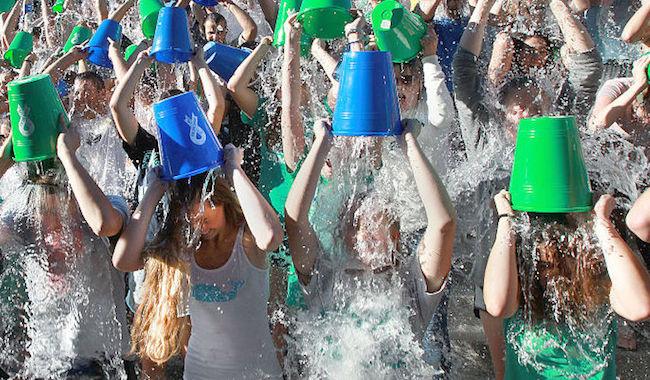 ice bucket challenge funds als treatment