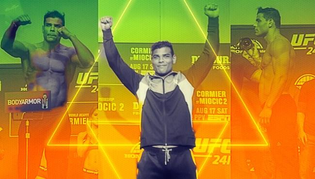 "UFC 253: Paulo ""The Eraser"" Costa"