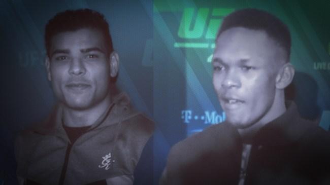 UFC 253: Israel Adesanya vs. Paulo Costa