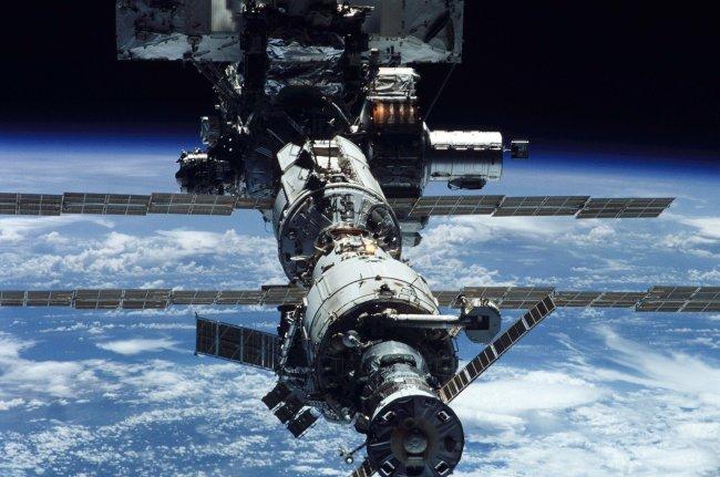 reality show international space station trip