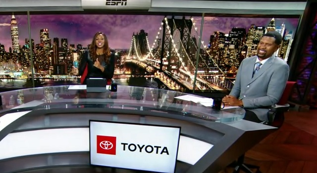 Things Get Awkward When ESPN's Jalen Rose Asks Maria Taylor If She Heard About Odell Beckham Jr.'s Poop Fetish Rumors Live On Air