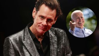 In A Genius Piece Of Casting, Jim Carrey Will Play Joe Biden On SNL This Fall