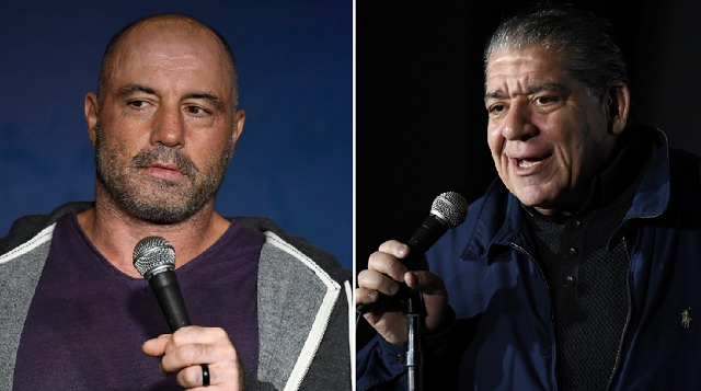 Joey Diaz Mocks Joe Rogan For Selling Out To Spotify 'Once You Cash That Big Check You Gotta Watch What You Say'