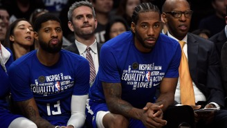 Kawhi Leonard's Trainer Doesn't Hold Back In Trashing Both Paul George And Montrezl Harrell In A Series Of Tweets