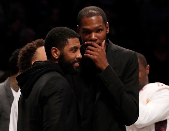 Kevin Durant Finally Admits What We All Thought: He And Kyrie Irving Plotted Their Move To Nets Long Before 2019 Offseason