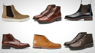 Save Up To 40% Right Now On These Handmade Leather Boots In Huckberry's Labor Day Clearance Sale