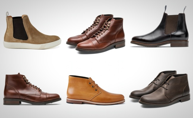 Leather Boots Memorial Day Weekend Sale Huckberry 2020