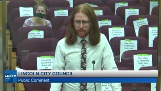 Hero Goes Before City Council And Passionately Pleads To Save Society By Renaming 'Boneless Chicken Wings'