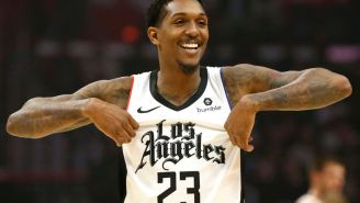 Lou Williams Has Trademarked 'Lemon Pepper Lou' To Try To Recoup Some Of The $150,000 He Missed Out On Thanks To His Strip Club Visit