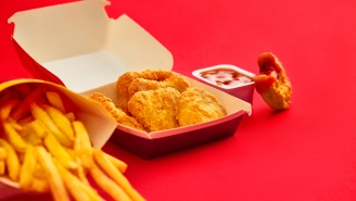 Some Guy Chipped His Tooth On A Delicious McDonald's Chicken Nugget And Is Now Suing For A Ton Of Cash