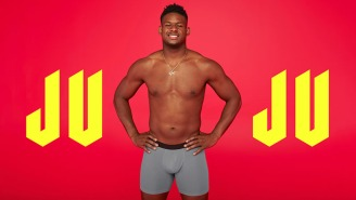 Express Yourself Like JuJu Smith-Schuster Does In His Boldly Styled MeUndies