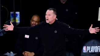 Nuggets HC Michael Malone Didn't Seem Happy LeBron James Shot More Free Throws In Game 4 After The Lakers Complained To The League